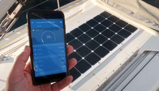 Solceller redder komforten