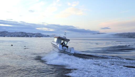 Si ja til en aktiv båtvinter