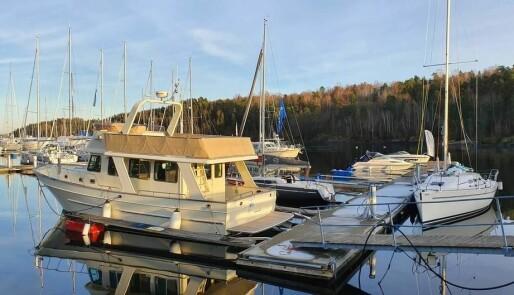Mild vinter gir rekordsalg av båter