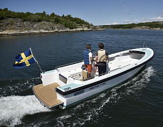 Skip o´hoi, Sverige!