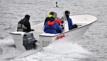 LES OGSÅ: Produsenten av Rana-båter konkurs