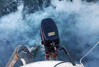 Fritidsbåter forurenser mindre enn tidligere antatt