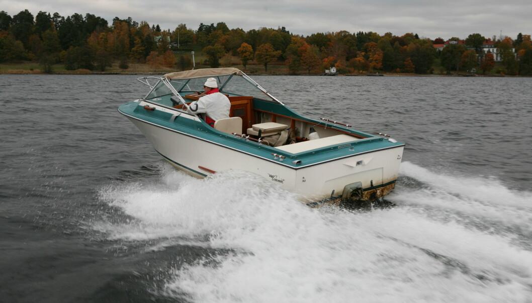 VERNETING: Båten kjøpt i Sverige viste seg å ha en rekke skjulte feil. Kan man da anlegge sak i Norge når båten er kjøpt i et annet land? (Illustrasjonsfoto: Lars H. Lindén).