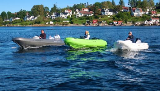 Opplever vekst med ungdomsbåter