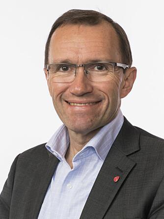 MULIGHETER: Espen Barth Eide mener norsk industri må bruke muligheten som byr seg i skiftet som kommer.