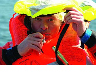 QUIZ: Bruk av redningsvest