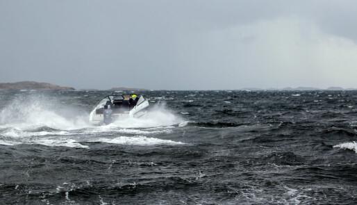 Få ulykker på åpent hav