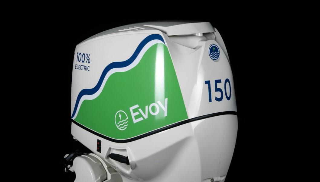 ELEKTRISK: Utviklet av Evoy i Florø.