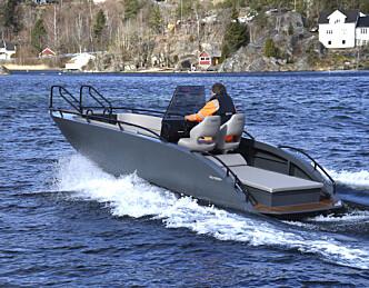 Norsk båt for den grønne bølgen