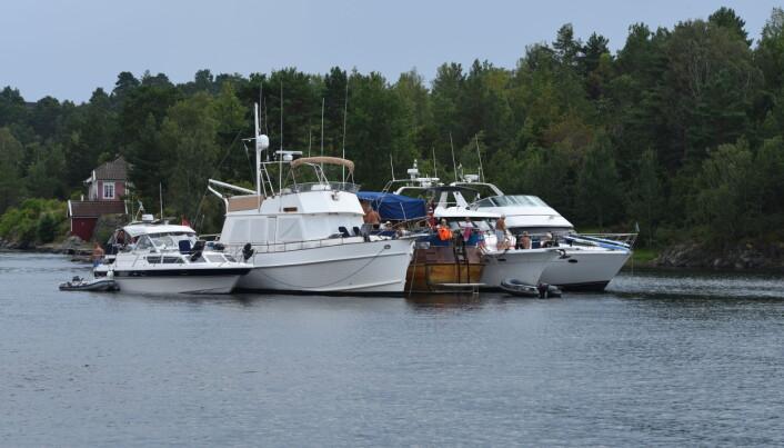VÆR SIKKER: Sjekk hvem som er oppført som eier i Skipsregisteret før du kjøper bruktbåt. .