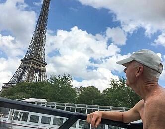 Paris er nådd