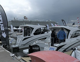 Skandinavias  største flytende båtmesse