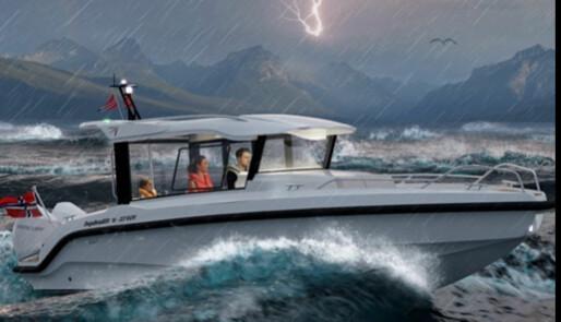 «Minirescue» fra Hydrolift