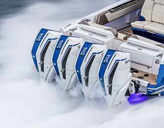 Mercurys nye kraftpakke på 450 hk