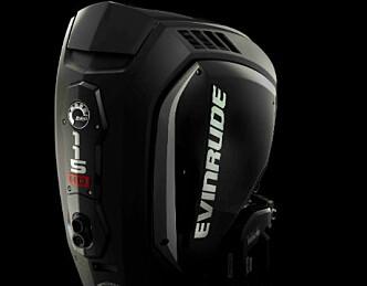 Evinrude G2 nå også som 115 hk HO