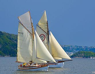 Hurum Trebåtfestival ble en folkefest