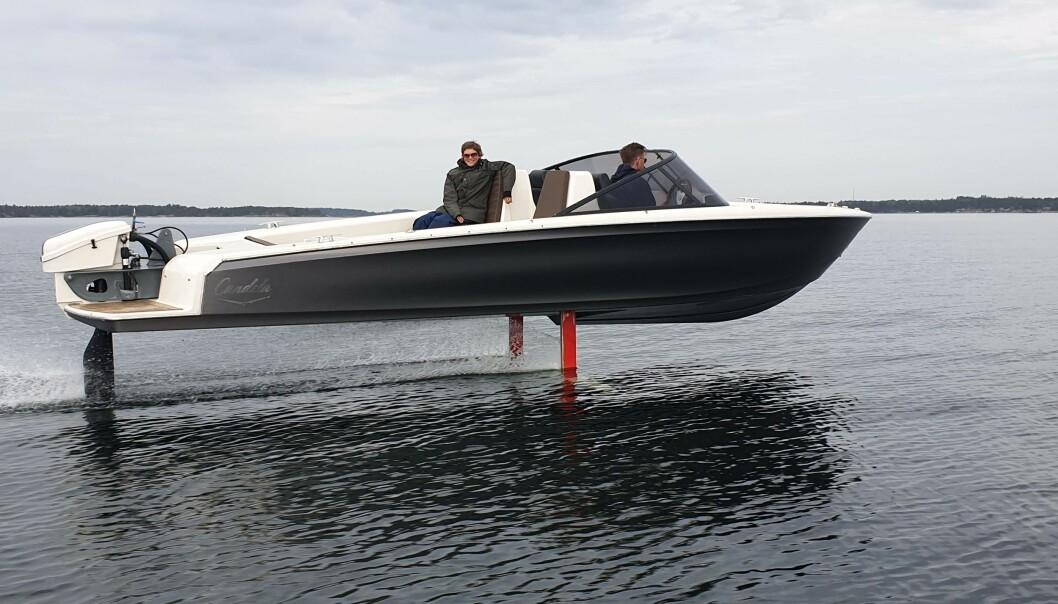 NORGE: Europas mest solgte elbåt, ifølge produsenten, får norsk forhandler