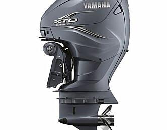Ny 375-hester erstatter Yamahas V8 350