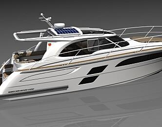 «Åpen båt» fra Marex
