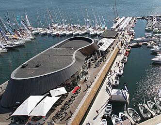 290 båter vises på årets
