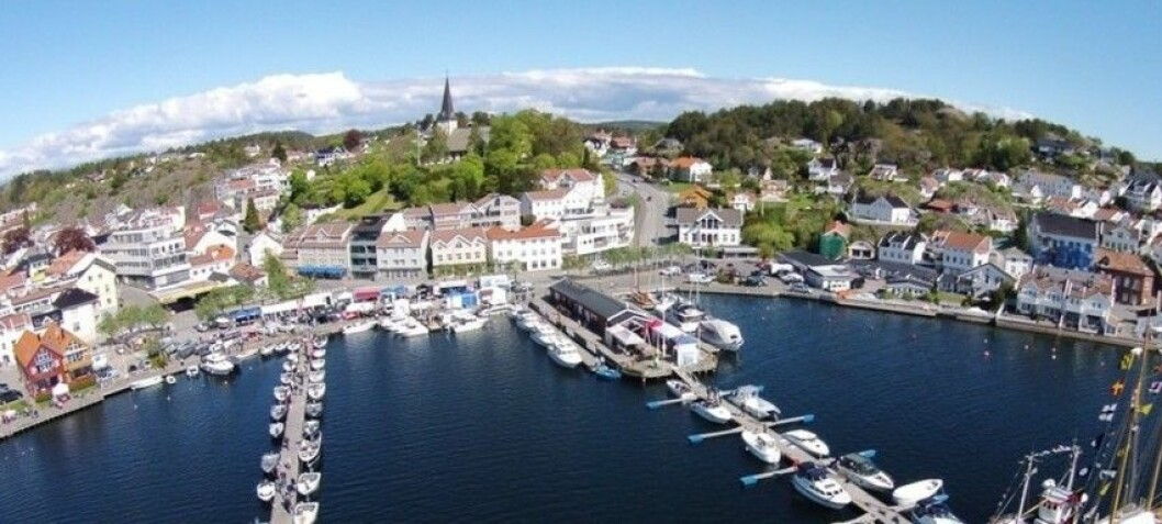 Startskudd for båtsesongen på Sørlandet