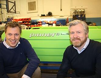 Pioner først ute med ny godkjenning av småbåt