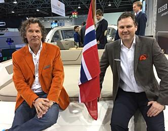 Keizers norske importør avduket verdensnyhet