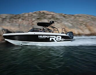 Husky R8s - barsk og behagelig
