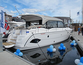 Forventer godt salg på årets flytende båtmesse i Oslo
