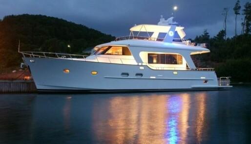 Klart for flytende båtmesse i Oslo
