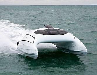 Båten som flyr