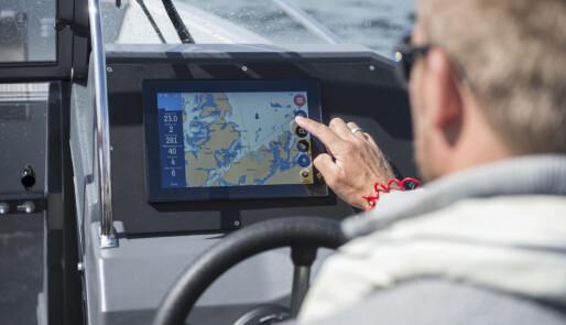 Med integrert smartskjerm som standard