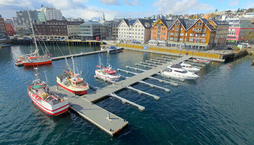 Tromsø får ny sentrumshavn