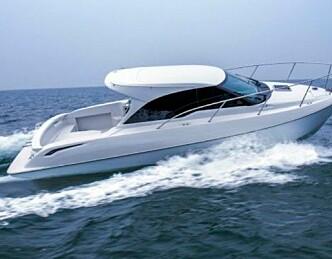 Konseptbåten Toyota 28: