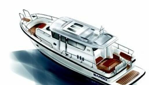 Sporty Sargo 33 Offshore