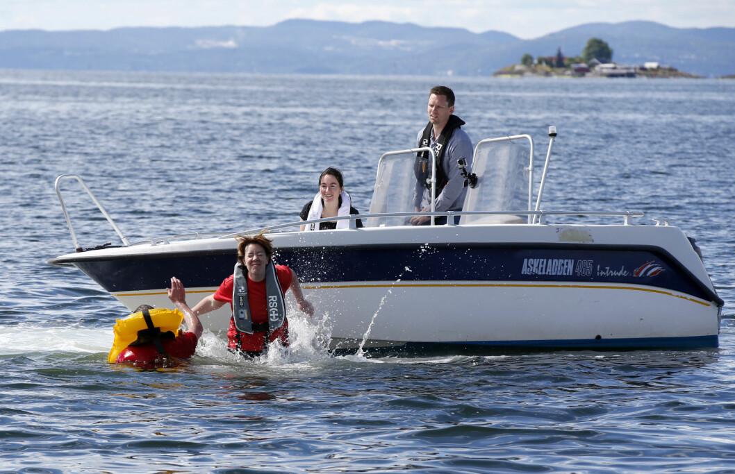 VESTPÅBUD: Vil evalueringen av vestpåbudet bety at også båter større enn 8 meter skal med? Foto: Vidar Ruud / NTB scanpix