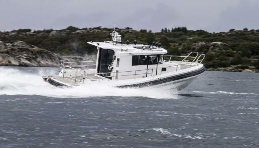 Robust helårsbåt
