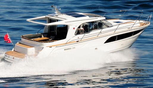 "Marex 375 kan bli ""European Powerboat of the year"""