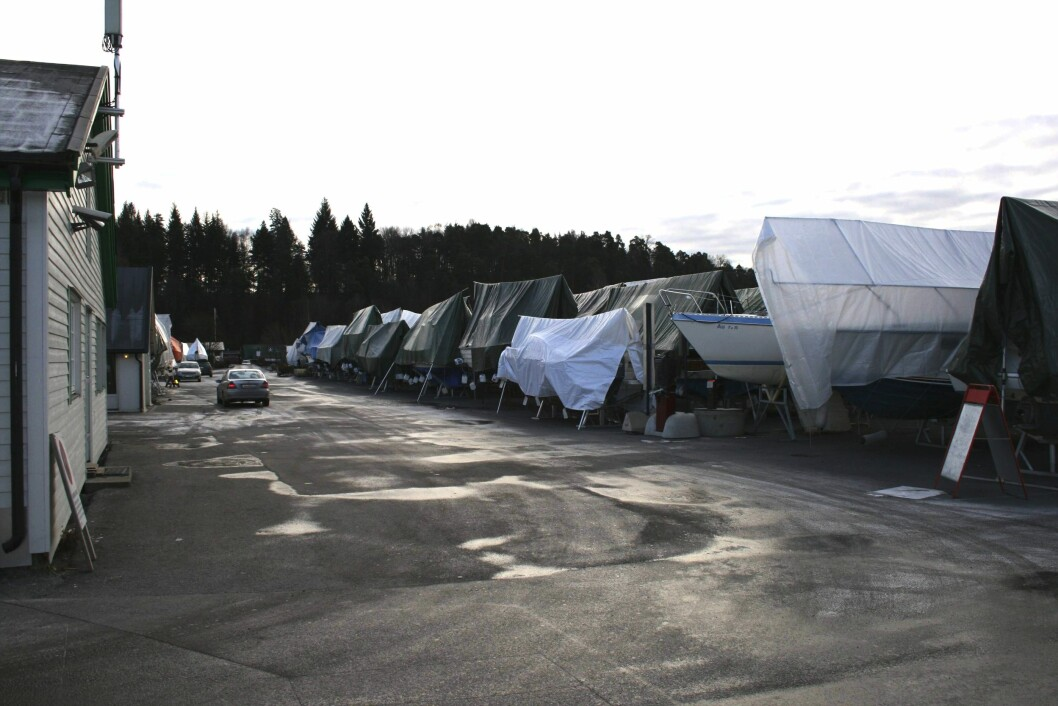 Båtopplaget i Bestumkilen i Oslo er truet, og det er allerede alt for få opplagsplasser i Oslo. (Foto: NTB/Scanpix)