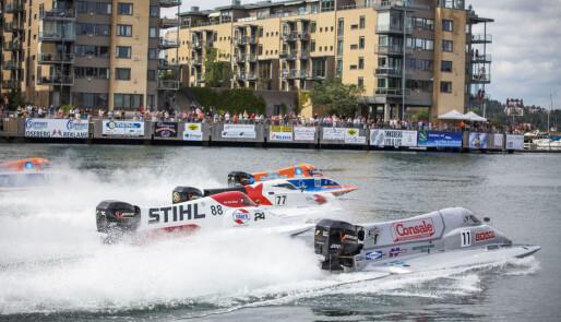VM og ny folkefest i båtbyen Tønsberg