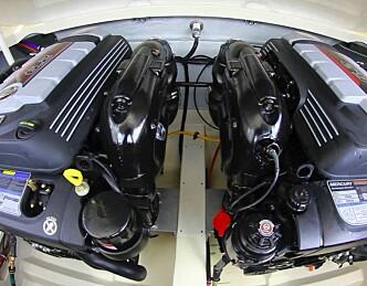 Ny 6.2 liters V-8 fra MerCruiser