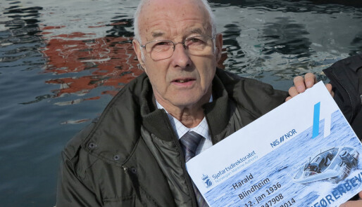 79-åring tok båtførerprøven