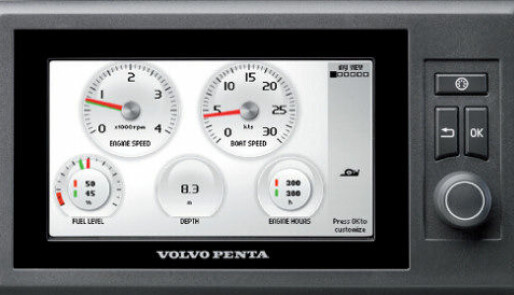 Farlig Volvo-styring.