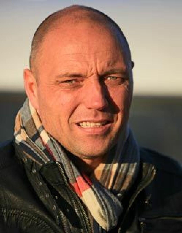 ETTERFORSKER: Jørn Jensen i IF har ledet etterforskningen i båtsvindelsaken.