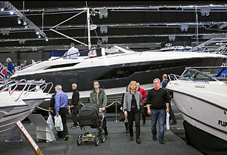 Gladnyhet for båtimportørene