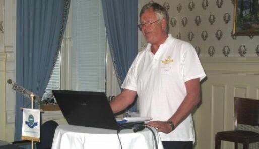 KNBF skiftet president i all stillhet