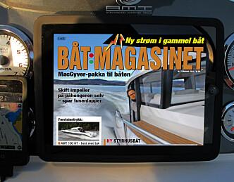 Les BM på iPad