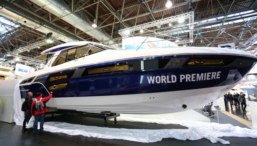 SVAKT: 2019 var ikke noe godt år for de norske båtimportørene, selv om utstillingene da holdt åpne dører.