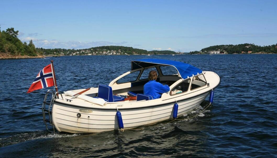 PRIVAT: Ni av ti brukte båter selges privat.