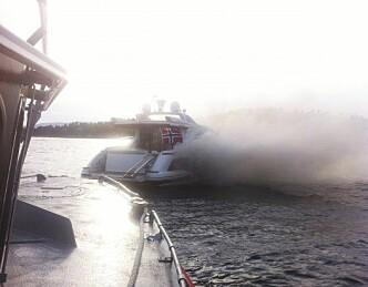 Quality Insurance må betale båteier 3.2 millioner etter brann